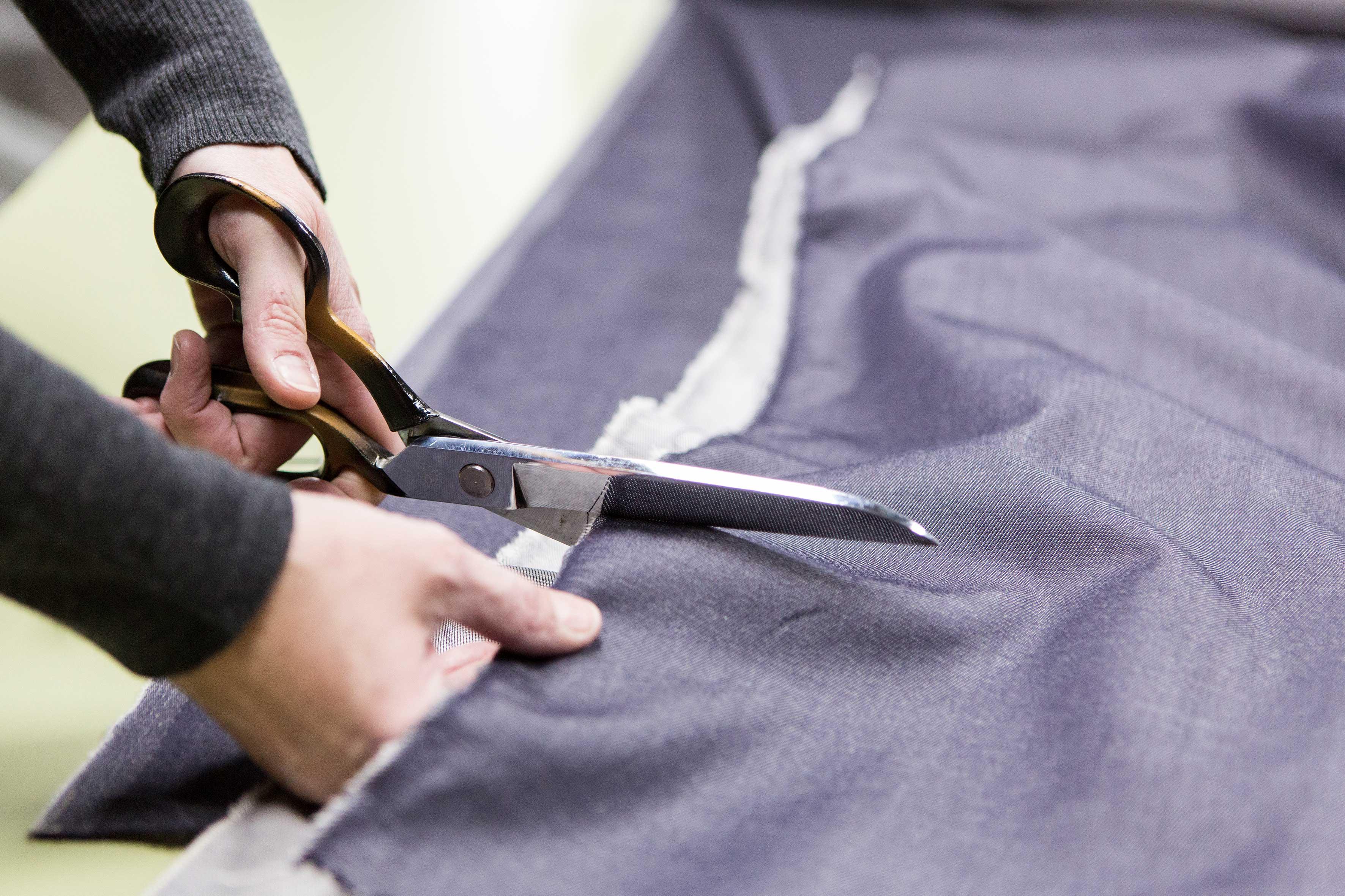 Gewebe in der Berufskleidung
