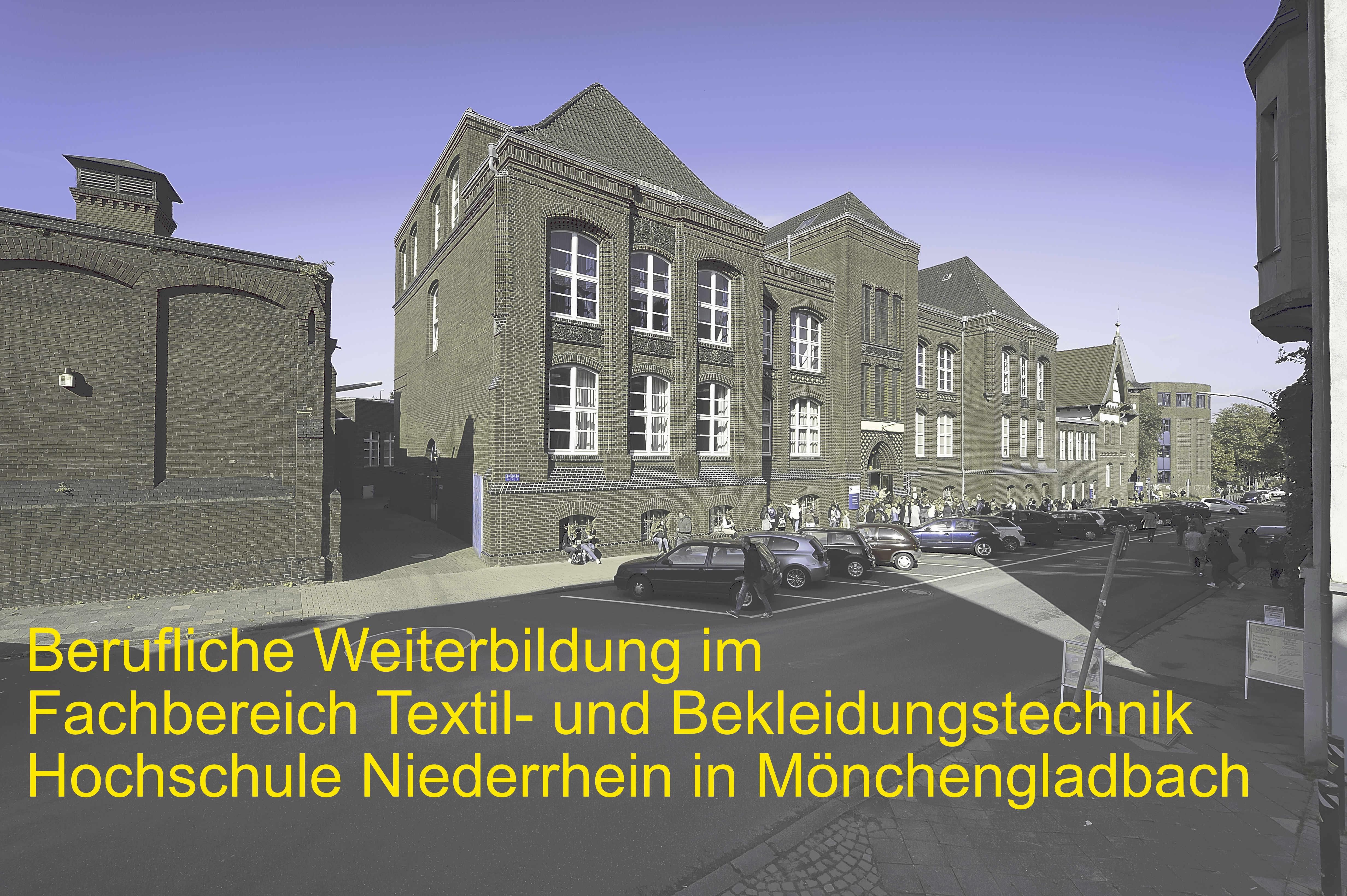 Weiterbildung Textil Bekleidung